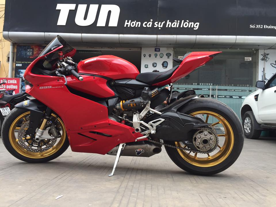 Ducati 899 menh danh doc hai nhat vinh Bac Bo - 9