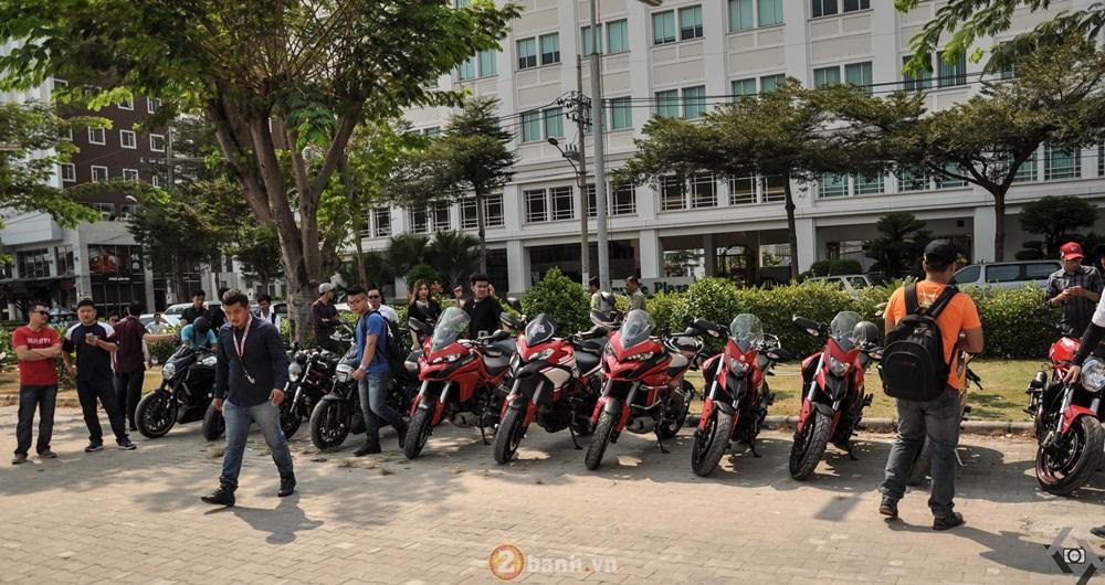Ducati Scrambler noi bat day phong cach tai Viet Nam Motorcycle Show 2016 - 7