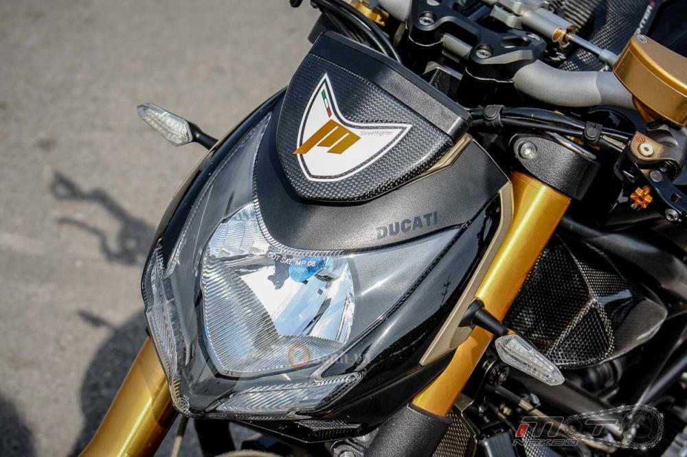 Ducati Streetfighter trong ban do sieu khung den tu Thai - 3