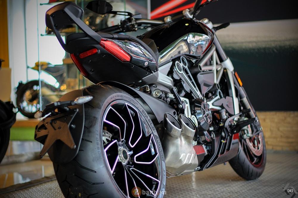 Ducati XDiavel S 2016 nhan giai thuong thiet ke dep nhat the gioi - 3