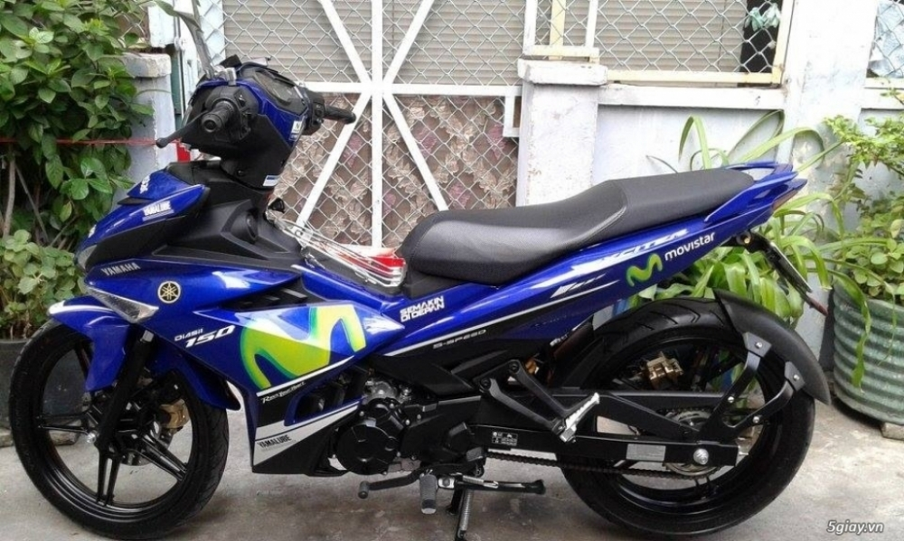 Eciter 150 PB mau xanh Movistar DK 22016 moi 999 - 6