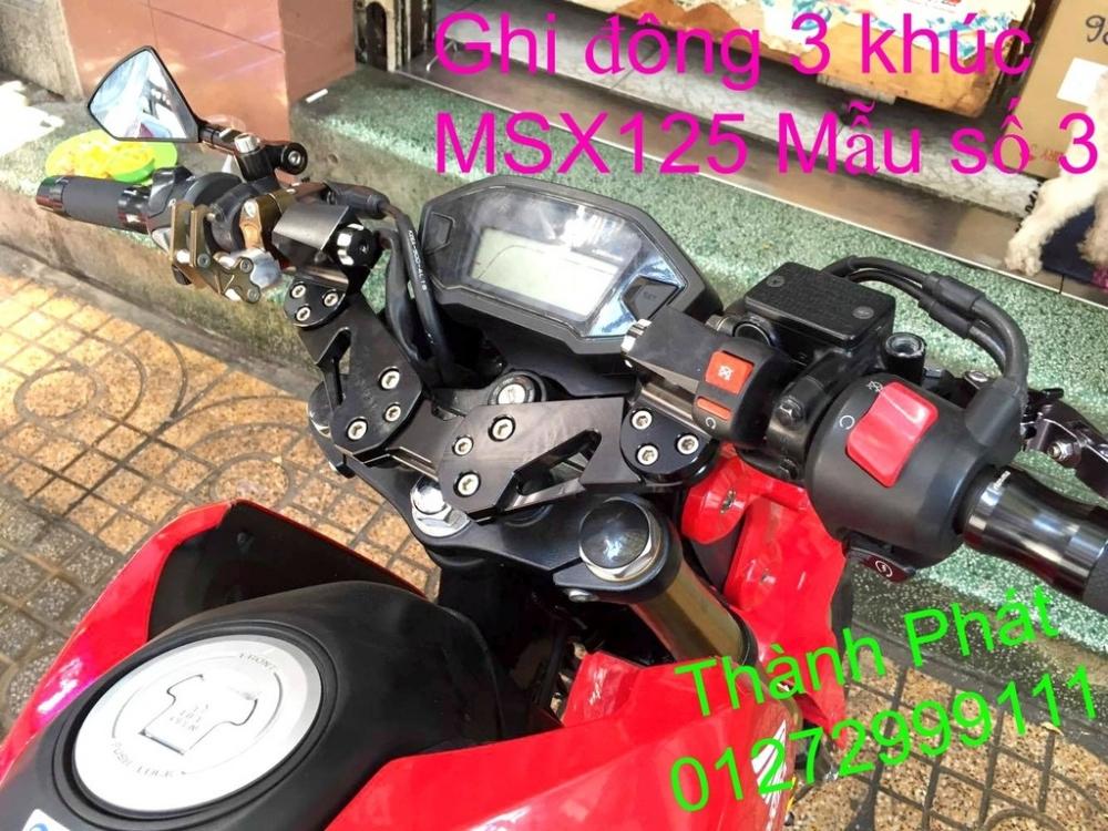 Ghi dong Gu ghi dong kieu cac loai Rizoma Accossato KY Accel DMV BikerGia tot Up 3 - 11