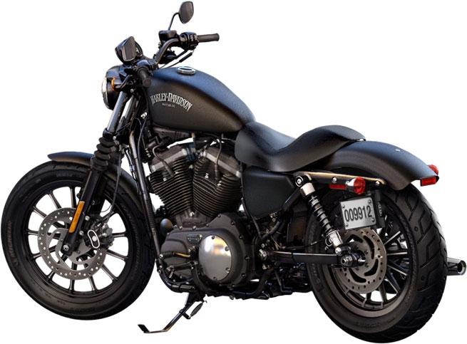Harley Iron883 2015 Forty Eight 2015 khuyen mai lon - 5