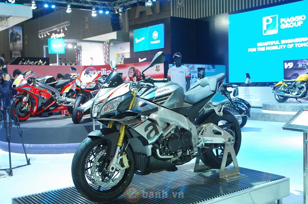 Hinh anh cua Piaggio Viet Nam tai Trien Lam Moto Xe May Viet Nam 2016 - 6