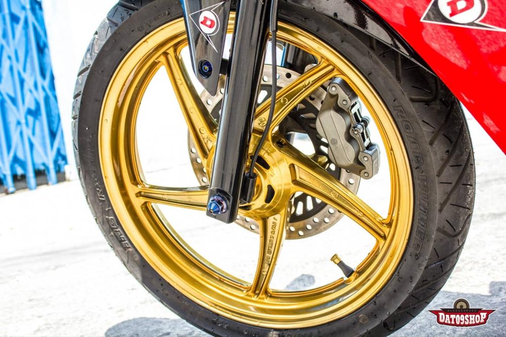 Honda CBR150 do day phong cach cua biker Viet - 6