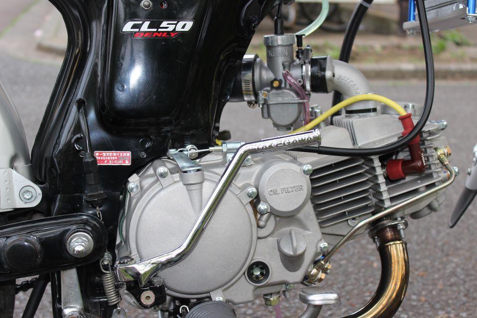 Honda CL 50 net dep den tu nhung gi don gian nhat - 6