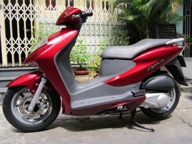 Honda Dylan 150cc mau do doi 2005 gia tot cho ae - 3