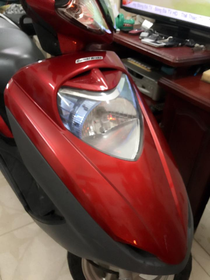 Honda Fuma 125cc xe nhap khau do den bstp ngay chu - 4