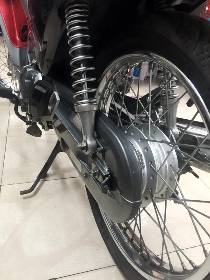 Honda Future X 125 binh xang con chinh chu bstp - 10