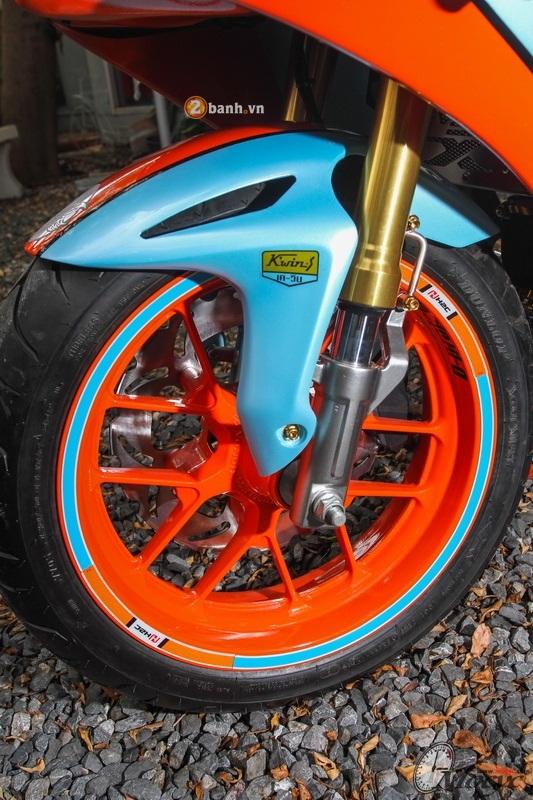 Honda MSX do doc dao voi phien ban Sportbike CBR - 4