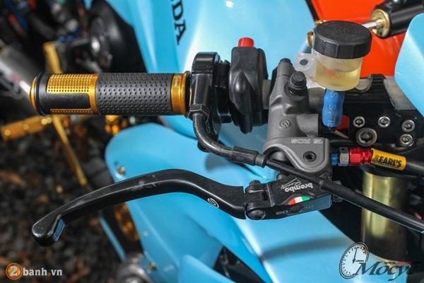 Honda MSX do doc dao voi phien ban Sportbike CBR - 8