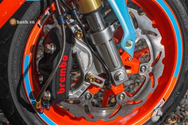 Honda MSX do doc dao voi phien ban Sportbike CBR - 11