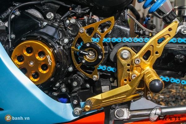 Honda MSX do doc dao voi phien ban Sportbike CBR - 10