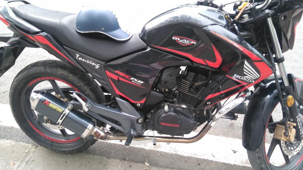Honda RR150 giam gia bat ngo cho ae co nhu cau