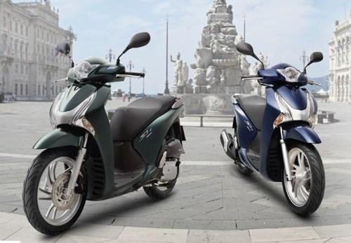 Honda SH 2015 khong hut khach nhung van bi don gia