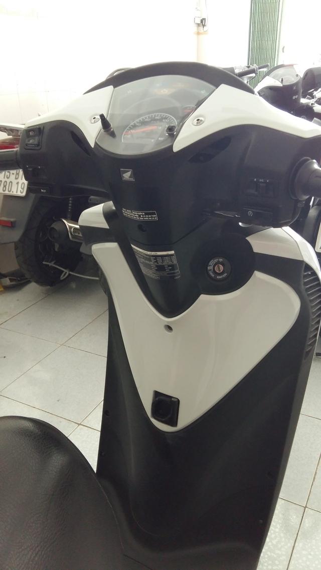 Honda Sh125i vn dk 122011 so dau 5011 - 3
