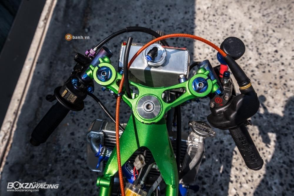 Honda Sonic do dam chat phong cach dragbike doc dao - 3