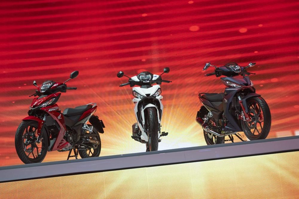 Honda Viet Nam cung hang loat mau xe dinh dam tai Vietnam Motorcycle Show 2016 - 5