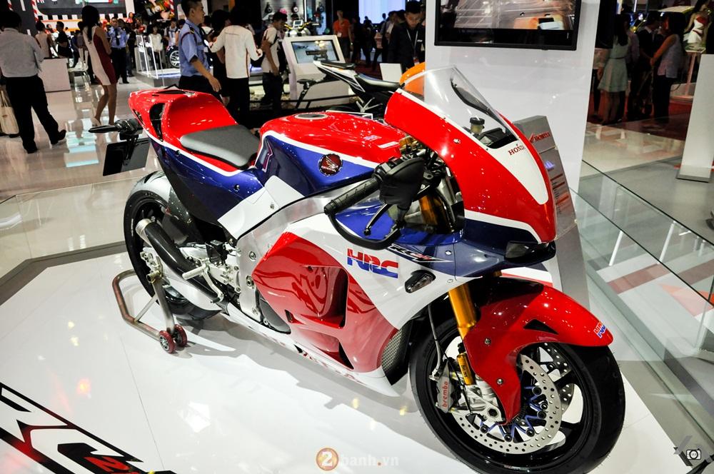 Honda Viet Nam cung hang loat mau xe dinh dam tai Vietnam Motorcycle Show 2016 - 8
