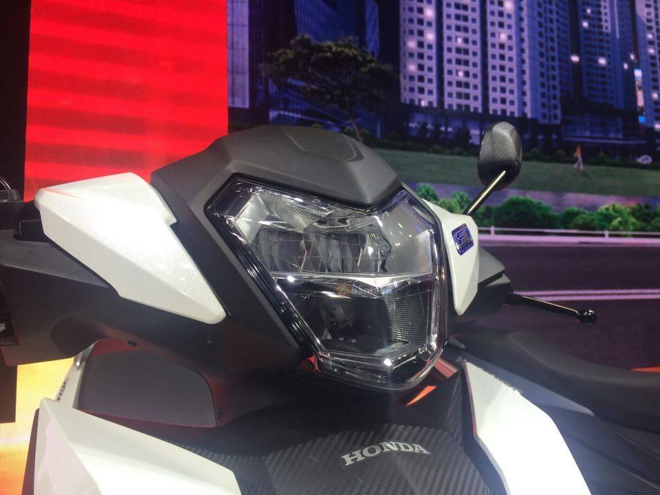 Lo anh Honda Winner 150 chay thu tai Malaysia co nhieu diem khac biet