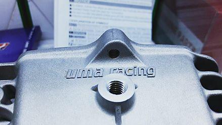 Long UMA RACING 53mm WaveDreamFutureCubMaxSirius50vvvv - 3