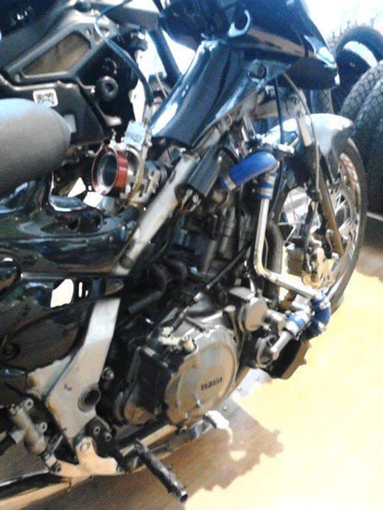 Mot so mau xe dua hang khung su dung phu tung Suzuki FX125 - 7