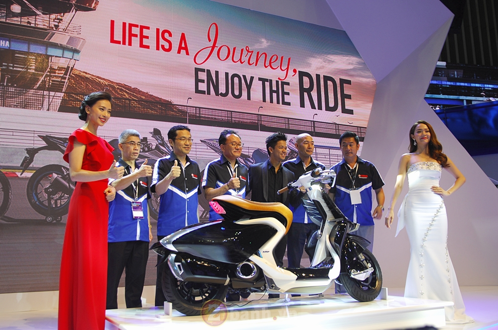 Nhung con so an tuong tai trien lam mo to xe may VMCS 2016 - 3