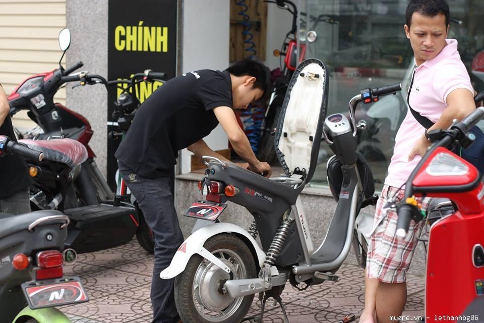 Sua chua xe dap dien uy tin chat luong - 2