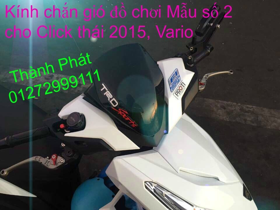 Phu tung Honda Click i 125 doi 2015 thailan Va Vario150 Gia tot - 10