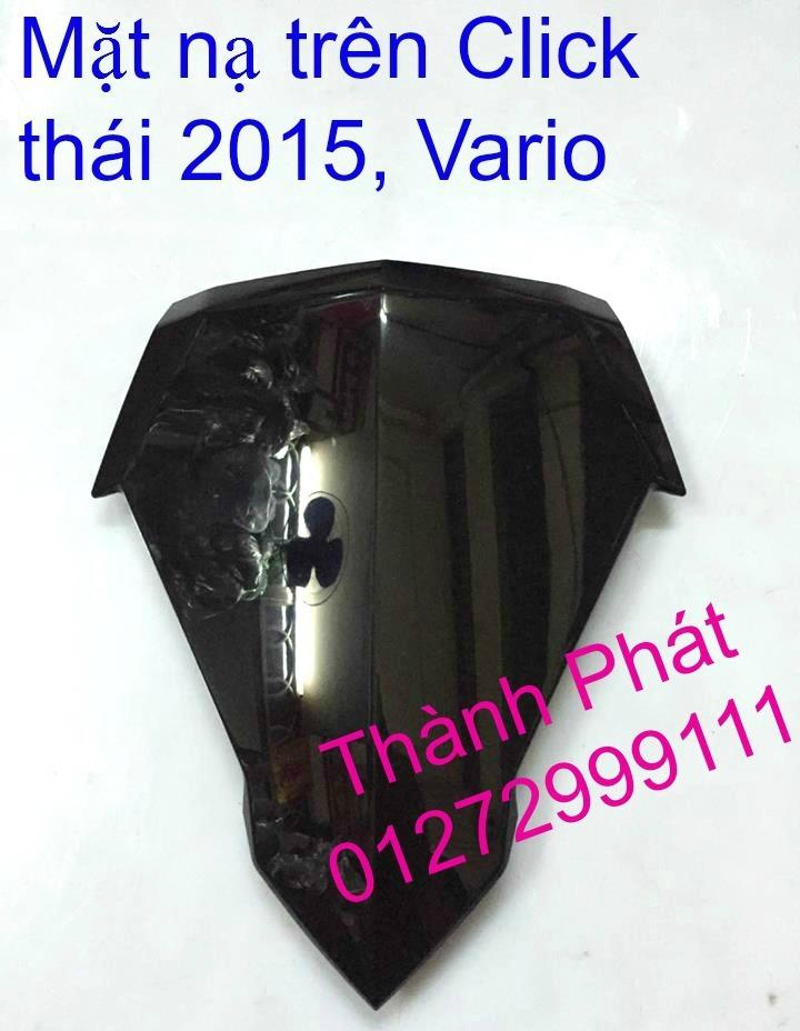 Phu tung Honda Click i 125 doi 2015 thailan Va Vario150 Gia tot - 30