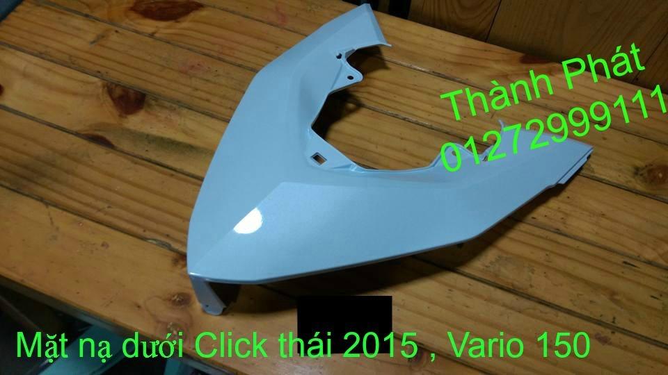 Phu tung Honda Click i 125 doi 2015 thailan Va Vario150 Gia tot - 38