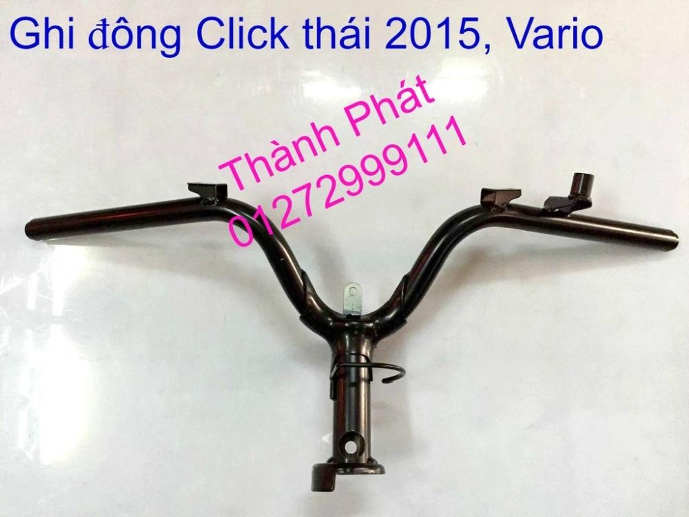 Phu tung Honda Click i 125 doi 2015 thailan Va Vario150 Gia tot - 2