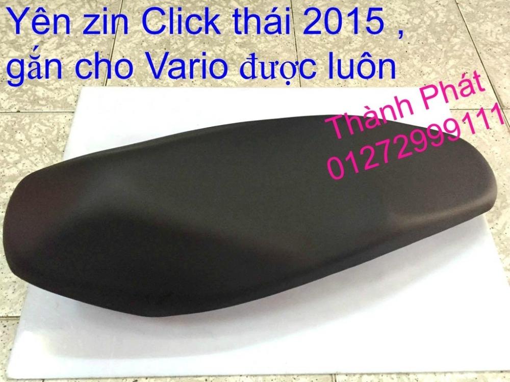 Phu tung Honda Click i 125 doi 2015 thailan Va Vario150 Gia tot - 5