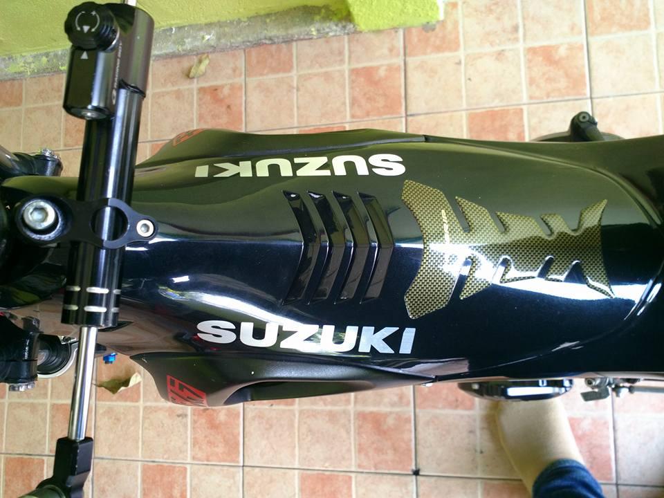 Suzuki raider version yoshimura day an tuong - 6