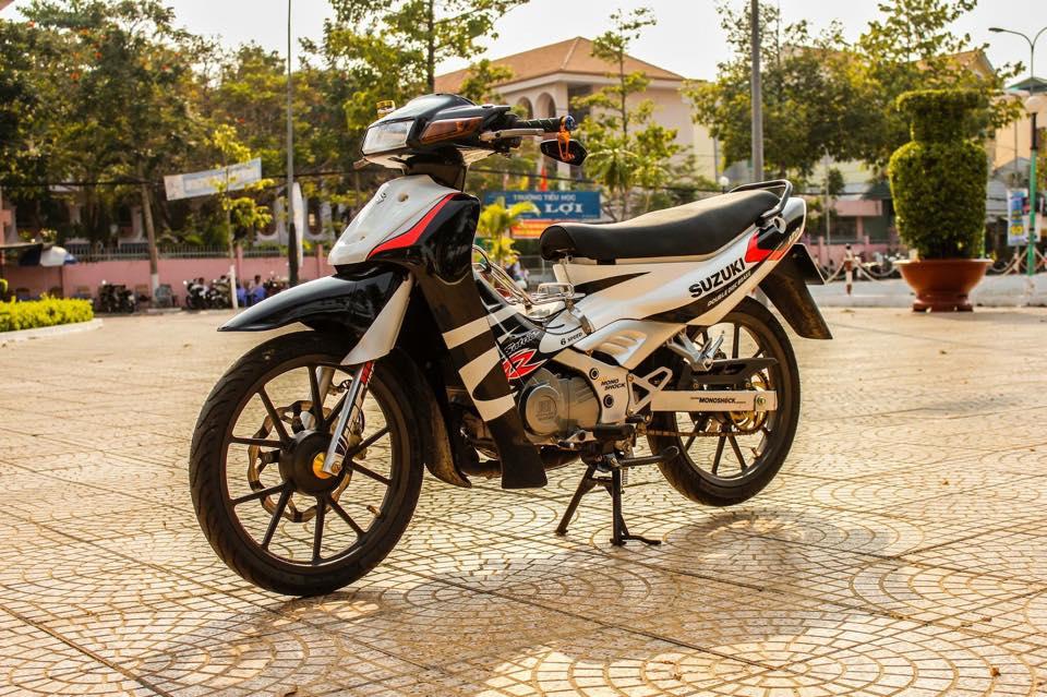 Suzuki Satria 120R do cuc chat cua dan choi Viet - 6