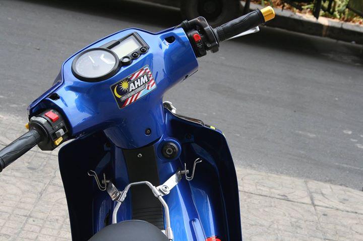Suzuki Xipo 110 su tro lai day an tuong - 7