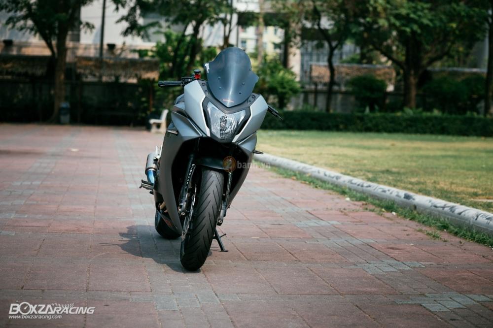 Ve dep sieu ngau cua chiec Honda CBR650F do tai Thai Lan - 3