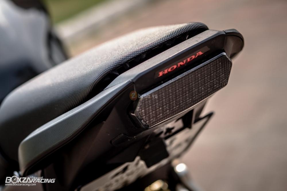 Ve dep sieu ngau cua chiec Honda CBR650F do tai Thai Lan - 9