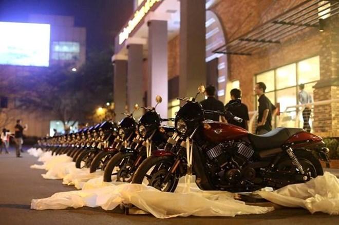Viet Nam co 57 chiec HarleyDavidson Street 750 can phai khac phuc loi ky thuat - 2