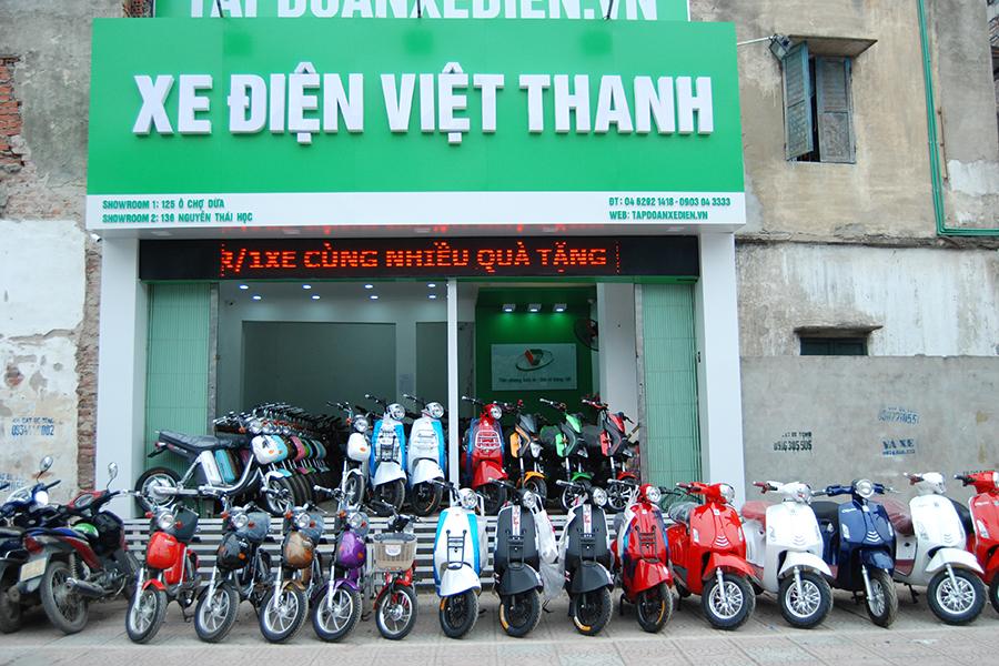 Viet Thanh dich vu bao duong va sua chua xe dien tai nha