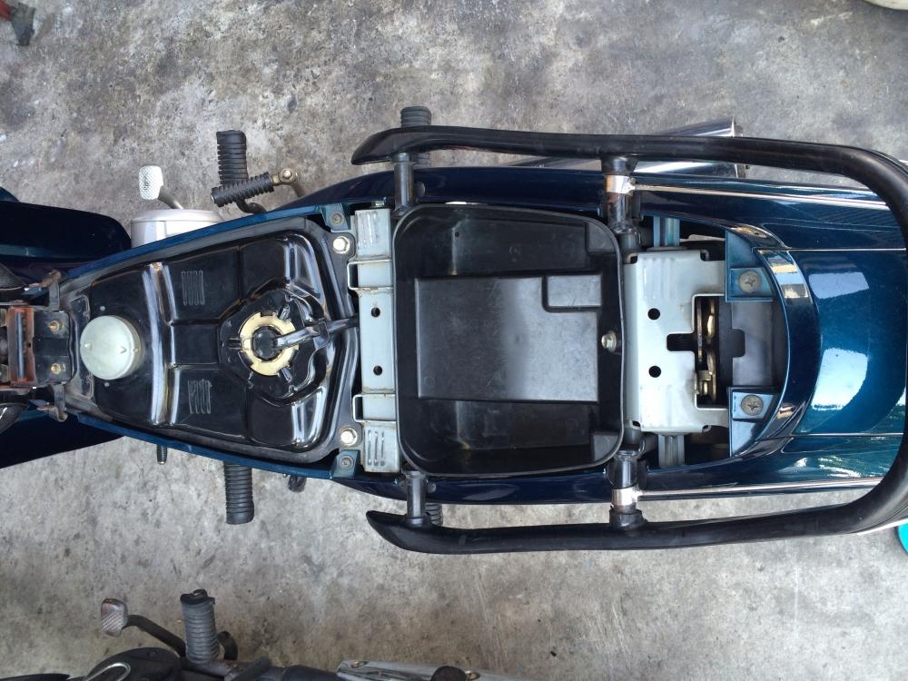 Wave anpha 9chu Xe cua ba chi dang di xe nu di nen giu gin rat ky nha ae thay nhot thuong xuyen - 3