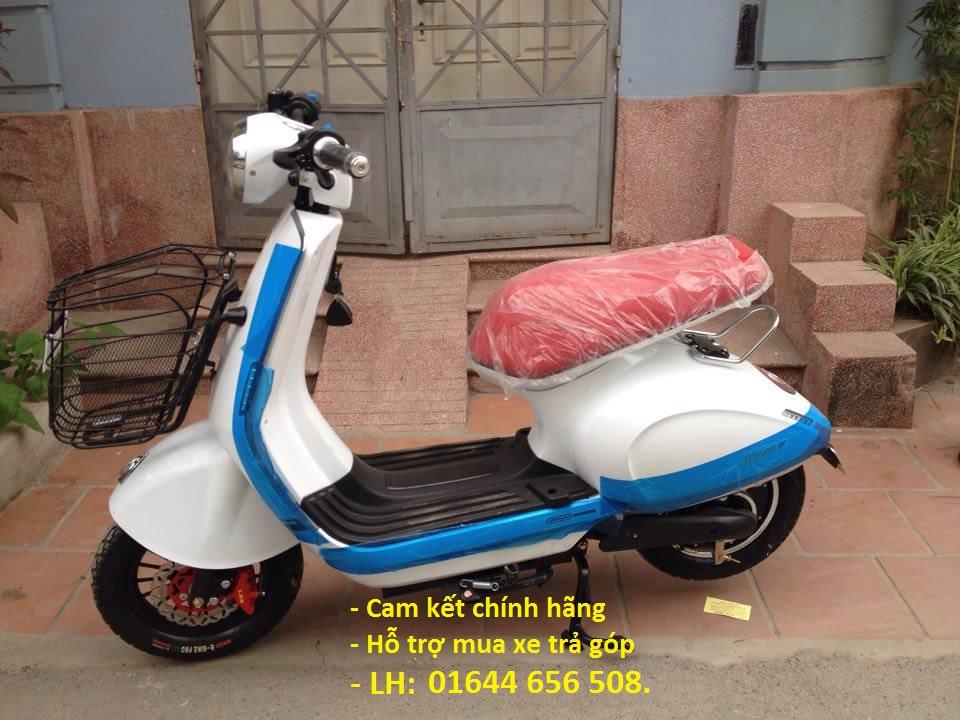 xe dap dien xe dien GIANT NIJIA MILAN xe dep gia uu dai Bao hanh dai han - 3