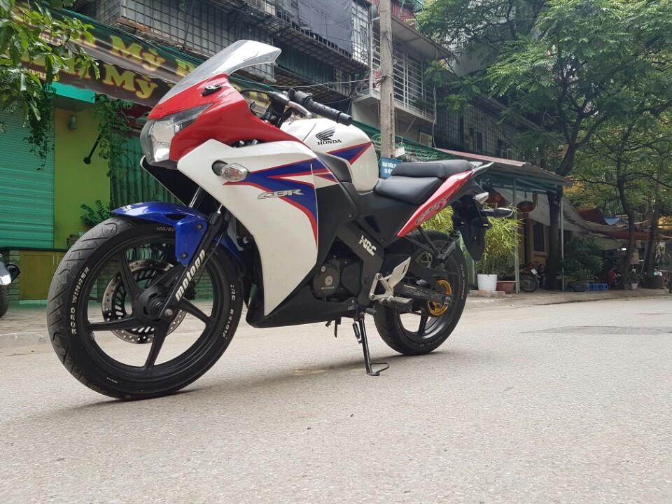 Xe May Dang Hoa Honda Cbr 150 nhap khau can ban xe nguyen zin qua dep