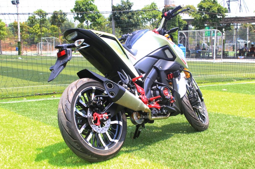 Yamaha MSlaz do Full Option Genma tai Viet Nam - 12