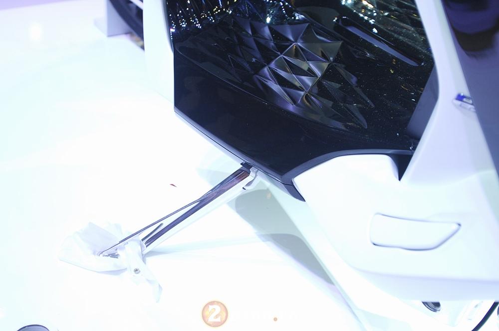 Yamaha Motor ra mat xe tay ga concept 04GEN tai trien lam xe may 2016 - 12
