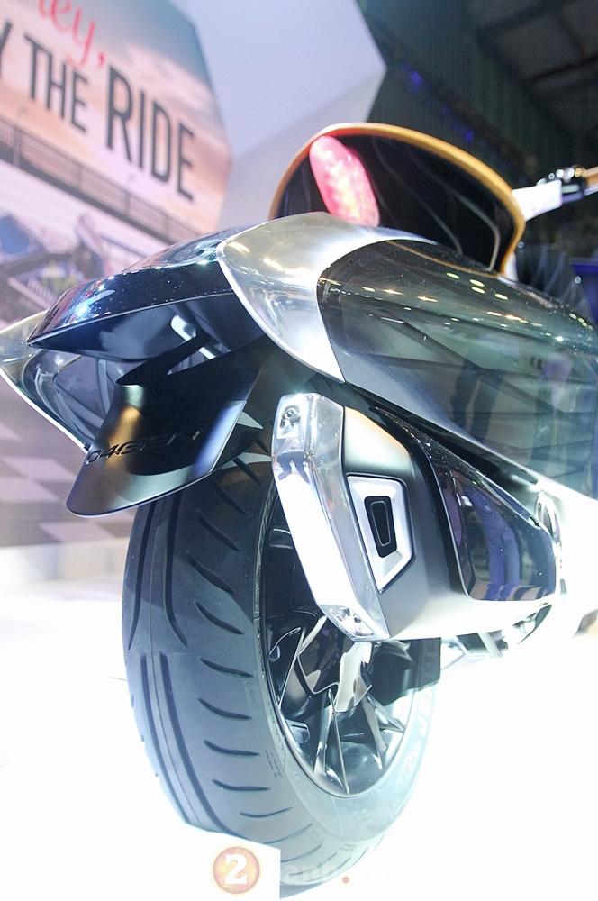 Yamaha Motor ra mat xe tay ga concept 04GEN tai trien lam xe may 2016 - 16