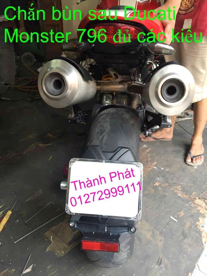 Chan bun sau che cho Z1000 2014 2012 Z800 CB1000 Hyperstrada motard M795 KTM Duke 125 200 B - 8