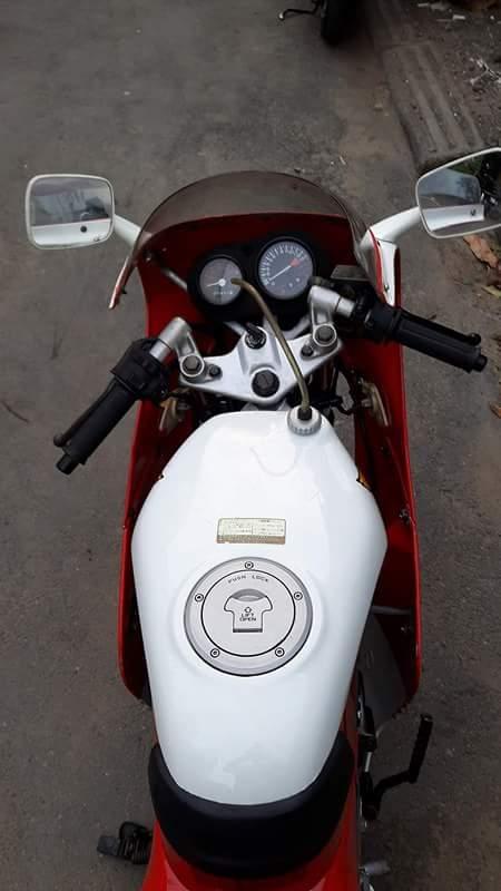 Cung ngam nhin chiec Honda NSR 50cc ben xu Cam - 16