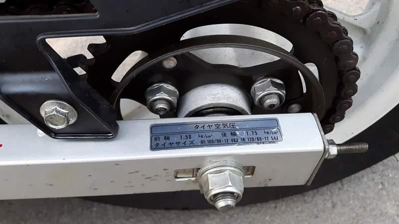 Cung ngam nhin chiec Honda NSR 50cc ben xu Cam - 12