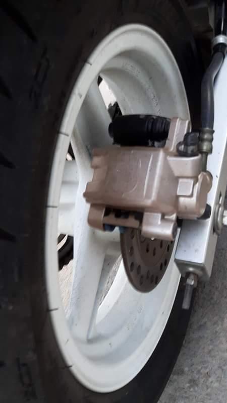 Cung ngam nhin chiec Honda NSR 50cc ben xu Cam - 14